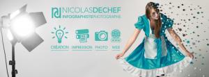 infographiste photographe gembloux
